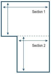 sqft diagram