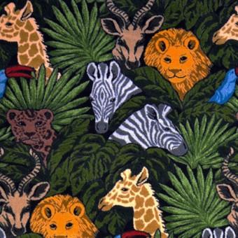 Animal Hide & Seek - Multi From Joy Carpets