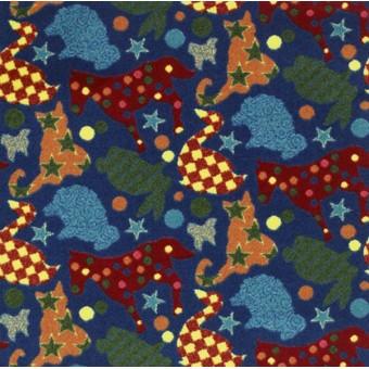 Animal Crackers - Multi From Joy Carpets