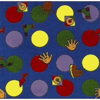 Hokey Pokey - Multi From Joy Carpets