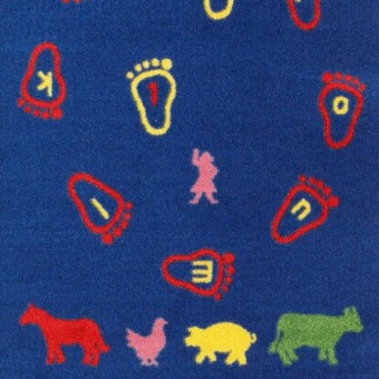 Teaching Tracks - Multi From Joy Carpets