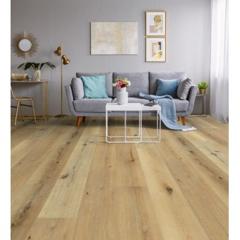 FloorTEC Plus - 5mm with Pad - London Tan From Showcase Collection