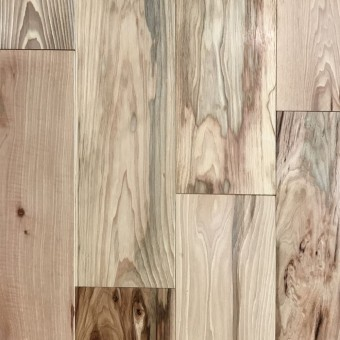 Viking Solid - Natural Hickory From Showcase Collection