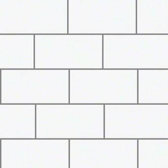 Elegance 3X6 - White From Shaw Floor Tiles
