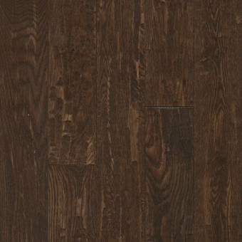 American Scrape Solid 5 - Brown Saddle From Armstrong Hardwood