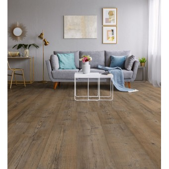 FloorTEC Plus - 5mm with Pad - Praline From Showcase Collection