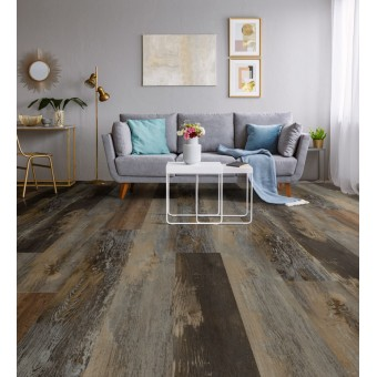 FloorTEC Plus - 5mm with Pad - Old World Charm From Showcase Collection